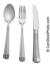 Spoon, cuchillo y tenedor