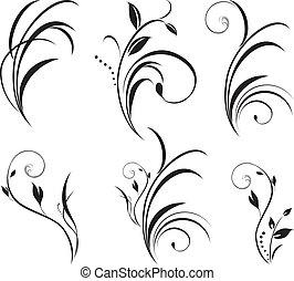 Sprigs. Elementos florales para la decoración