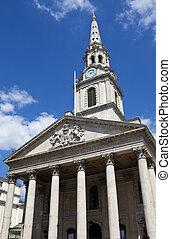 St. Martin en los campos iglesia en Londres