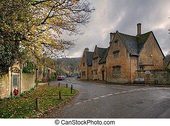 Stanton Village, Cotswolds