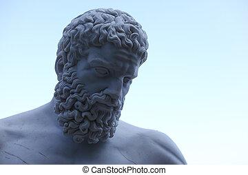 Statue zeus