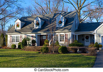 Suburban a casa en Bur Ridge Illinois