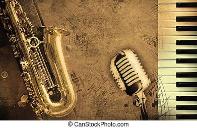 Sucio fondo musical