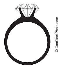 Suena con diamante
