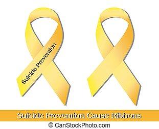 suicidio, cintas, prevención