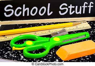 Suministros escolares