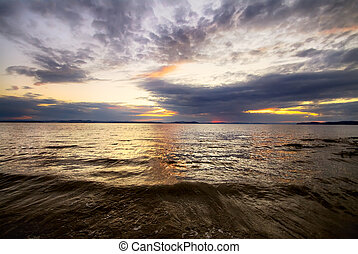 Sundown Seacape