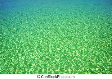 superficie, océano