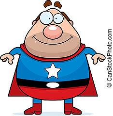 Superhéroe papá