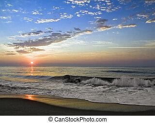 Surfre del amanecer