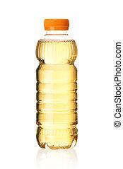 Té verde botella