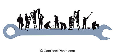 Técnico y artesano en la reparación