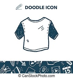 T-shirt doodle