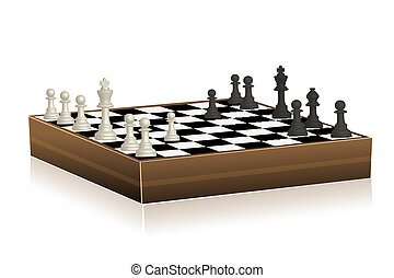 Tablón de ajedrez