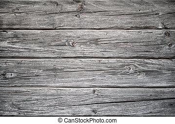 tablón, plano de fondo, madera, resistido