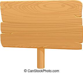 tabla, de madera, icono, backgrou, blanco
