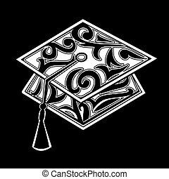 Tabla de morteros de graduación