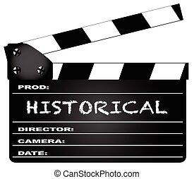 Tabla histórica