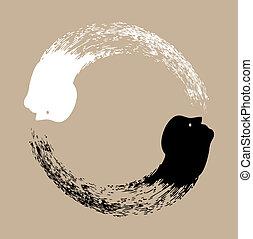 Taichi yin y Yang