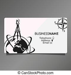 tarjeta, cartografía, geodesy, empresa / negocio