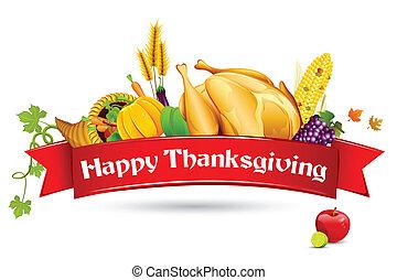Tarjeta de Acción de Gracias