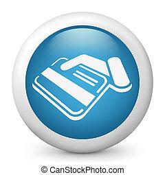 tarjeta de crédito, etiqueta