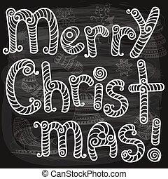 Tarjeta de Navidad Vector
