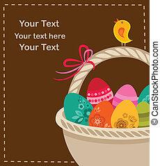 Tarjetas de Pascua