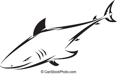 Tatuaje de tiburón