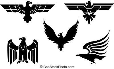 Tatuajes de águila