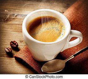taza para café, espresso.