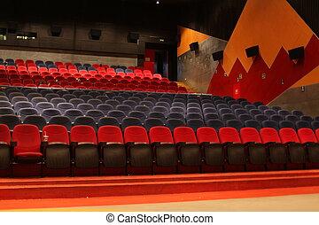 Teatro, cine