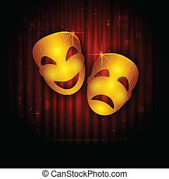 teatro, entretenimiento