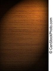 Teca de madera textura grunge