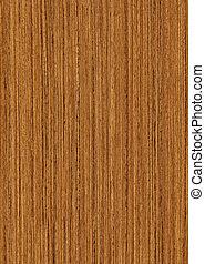 Teca de textura de madera