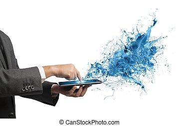 Tecnología creativa
