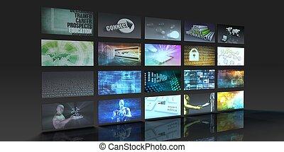 Tecnología de producción de televisión