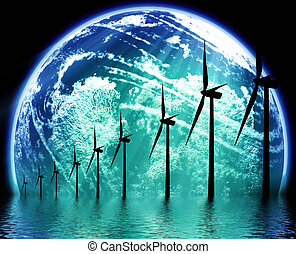 Tecnología ecológica terrestre