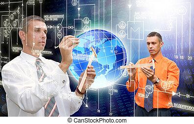 Tecnología informática innovadora