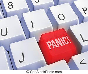 Tecnología - pánico!