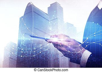 Tecnología y concepto comercial
