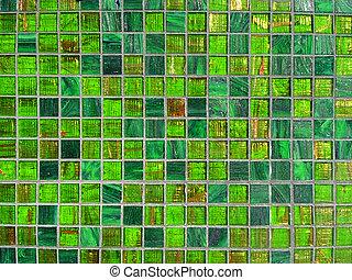 Tejas verdes