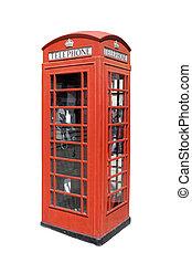 Teléfono clásico británico