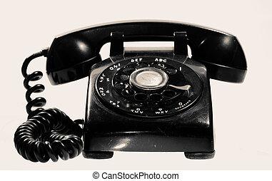 Teléfono de vintage