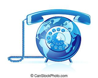 Teléfono mundial