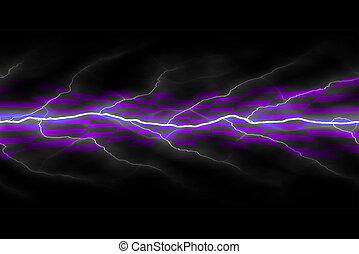 Telón de fondo eléctrico