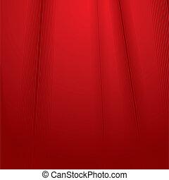 Telón de fondo rojo