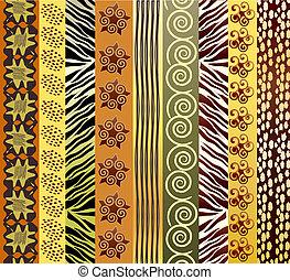 tela, africano