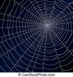 Telaraña de araña