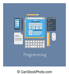 Telaraña y programación HTML